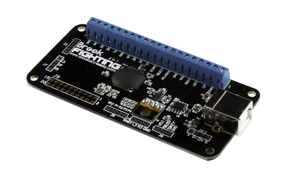 Brook Universal Fighting Board (PS3 | PS4 | Xbox 360 | Xbox One | PC