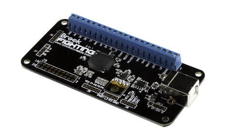 Brook Universal Fighting Board (PS3 | PS4 | Xbox 360 | Xbox One | PC | WIIU | Switch | NEO•GEO Mini) Compatible