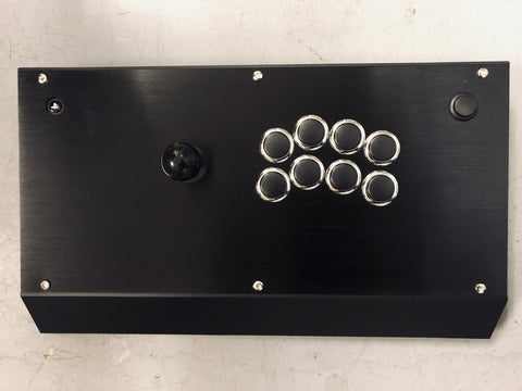 HIGH GRADE Aluminum Control Panel [HORI FIGHTING EDGE - NOIR]