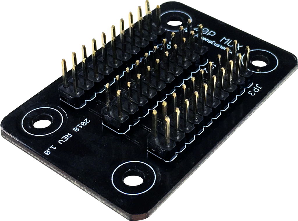 20-Pin Multiplier with cables [Dual Mod Kit for Retro Board with UFB or PS4]