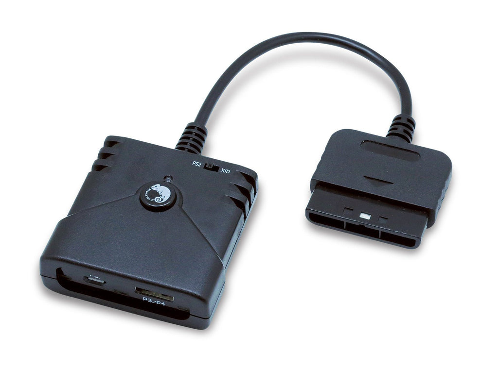 Brook PS4/PS3 to PSOne/PS2 Super Converter [RETRO SERIES]