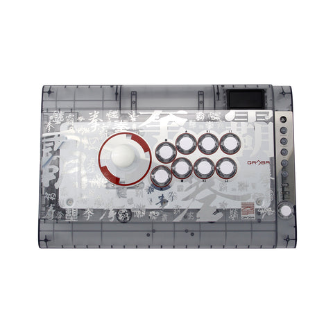 QANBA CRYSTAL Arcade Stick PS4 / PS3 / PC
