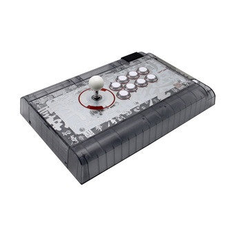QANBA CRYSTAL Arcade Stick PS4 / PS3 / PC (w/X-Input)