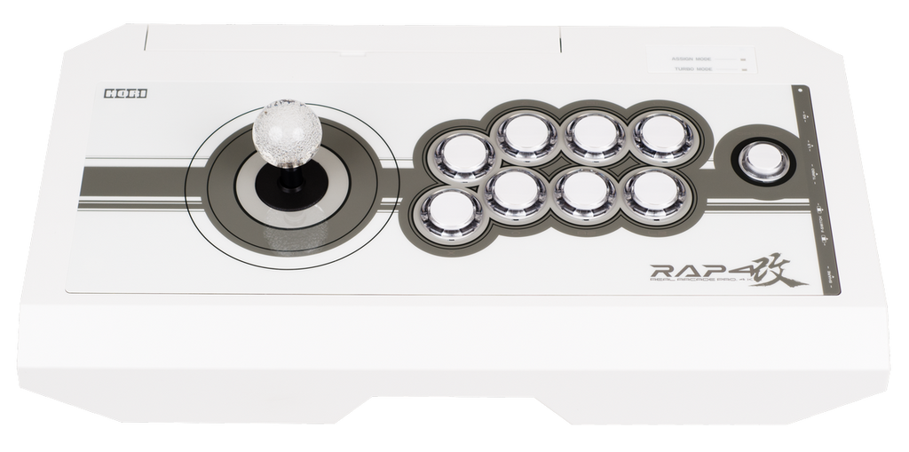 Hori RAP4 Kai SE Edition Arcade Stick - Seimitsu Parts PS4/PS3/PC (Customized)