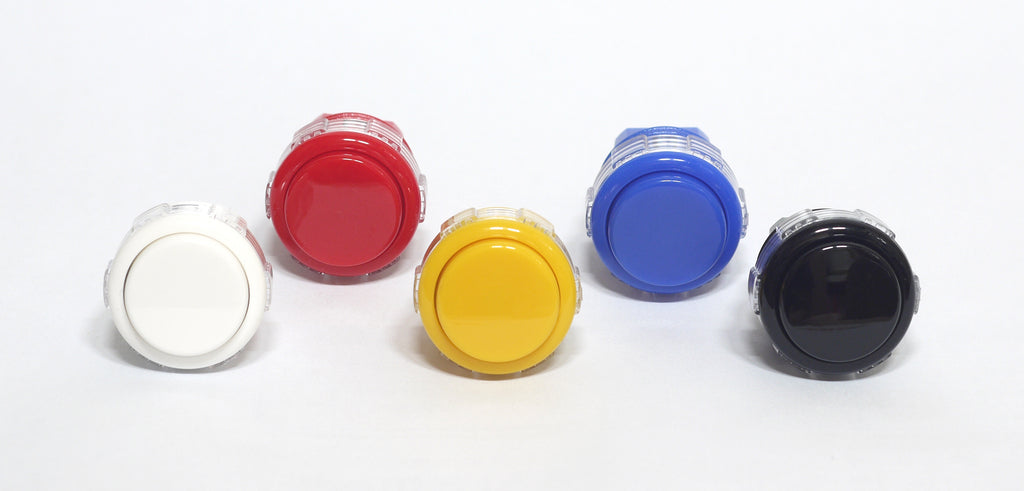 CROWN SDB-202-24 SOLID [24mm] Mechanical Pushbutton