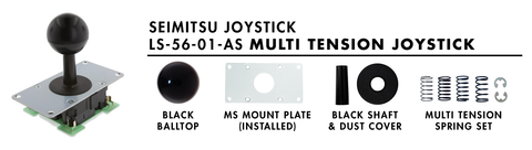 Seimitsu LS-56-01-AS Multi Tension Joystick [AS EXCLUSIVE]