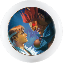 Street Fighter Alpha 2 (Zero 2) Pushbutton (30mm) or Balltop (LB35) [PRE-ORDER]
