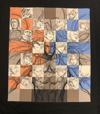Street Fighter III: 3rd Universe Tee [REMASTERED PRINT]