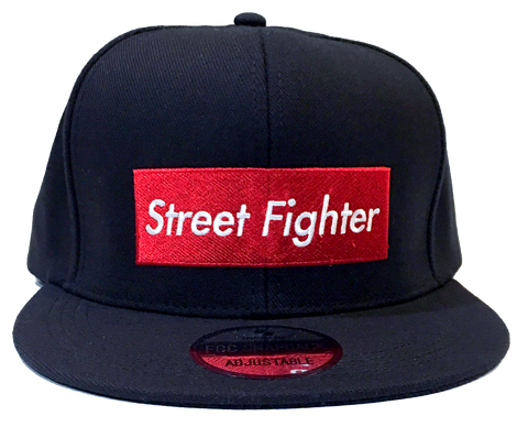Street Fighter Groove BoGo Snapback [CYBER WEEK 30% OFF]