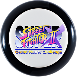 Super Street Fighter II Turbo / X Pushbutton (30mm) or Balltop (LB35-CW)