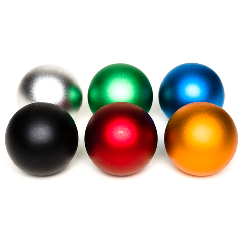 EX Gear 35mm Color Aluminum BALL TOP