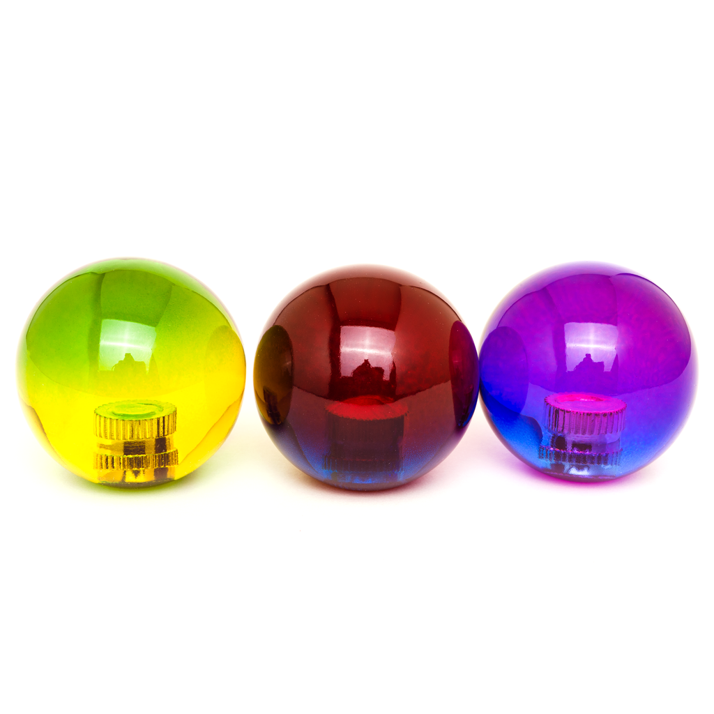 EX Gear Bi-Color Transparent BALL TOP