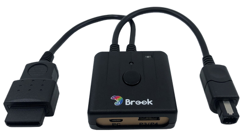 Brook Wingman Converter SD for Sega Saturn and Dreamcast [FREE SHIPPING]
