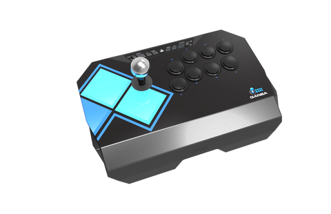 EVO x Qanba USA Drone Arcade Stick PS3 / PS4 / PC [DECEMBER to REMEMBER PROMO]