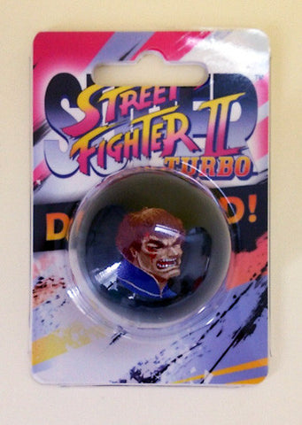 Super Street Fighter II Turbo Defeated Sanwa Denshi BALLTOP