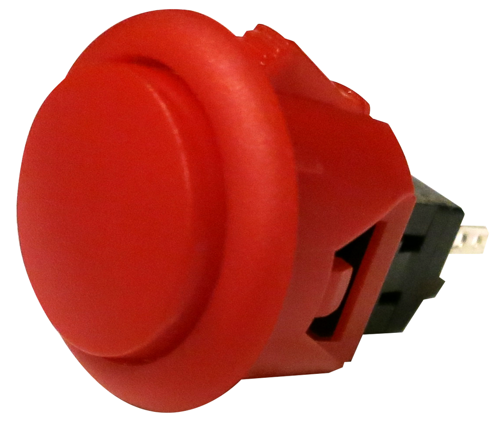 Hori Hayabusa Matte Pushbutton [24mm] Various Colors