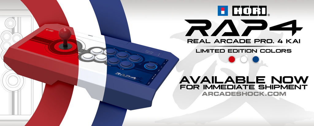 Hori Real Arcade Pro 4 Kai Arcade Stick (Colored Series) PS4/PS3/PC