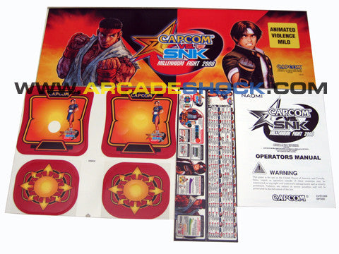 Capcom vs. SNK Naomi Kit