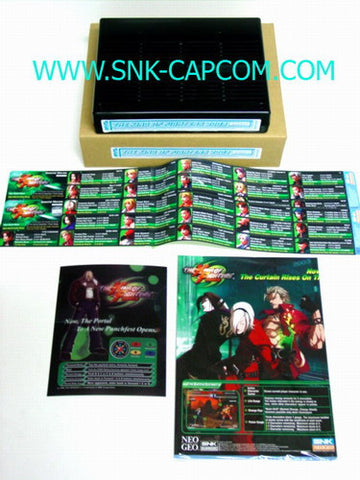 SNK NEO•GEO MVS King of Fighters 2003 MVS Kit (w/Official Large Marquee)