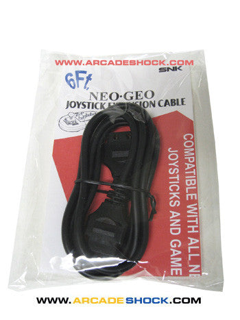 NEO•GEO Extension Cable (6 ft)