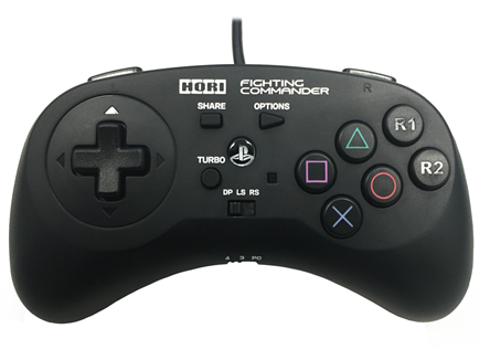 Hori PS4 | PS3 | PC Fighting Commander (Latest Model)
