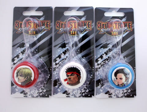 Street Fighter III: 3rd Strike Sanwa Denshi PUSHBUTTON - 30mm