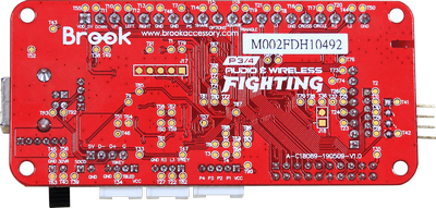 BROOK PS3 | PS4 | SWITCH | PC WIRELESS FIGHTING BOARD