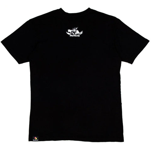 PARRY SILHOUETTE TEE (BLACK) [BLACK FRIDAY 50% OFF]