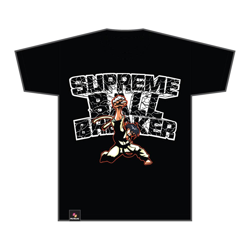 SUPREME BALL BREAKER TEE [NEW YEAR's 30% OFF]