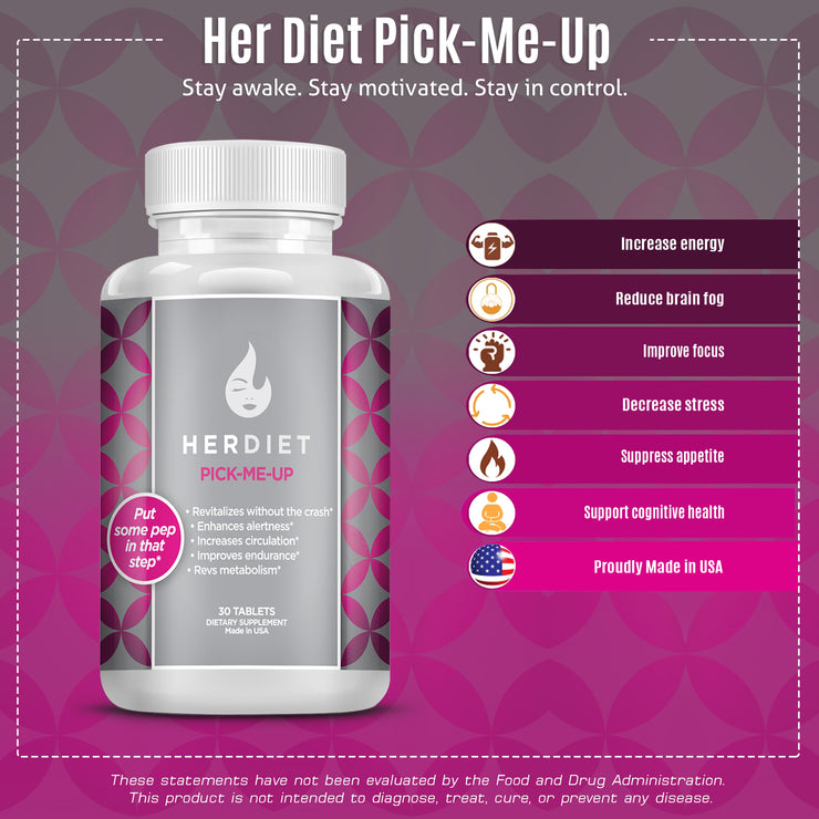 Her Diet Pick-Me-Up (formerly Her Diet Up and Down Level 1)