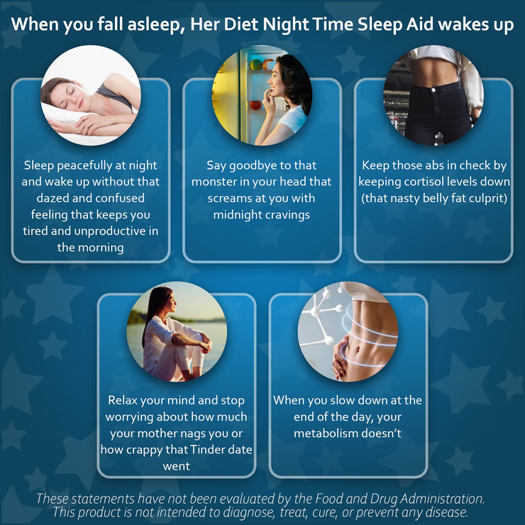 Her Diet Night Time Sleep Aid