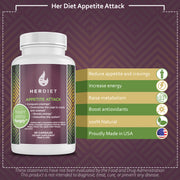 Her Diet  Appetite Attack