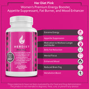 Her Diet Weight Loss Pills For Women