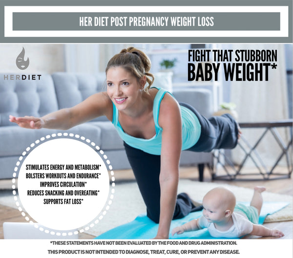 Her Diet Post Pregnancy Weight Loss