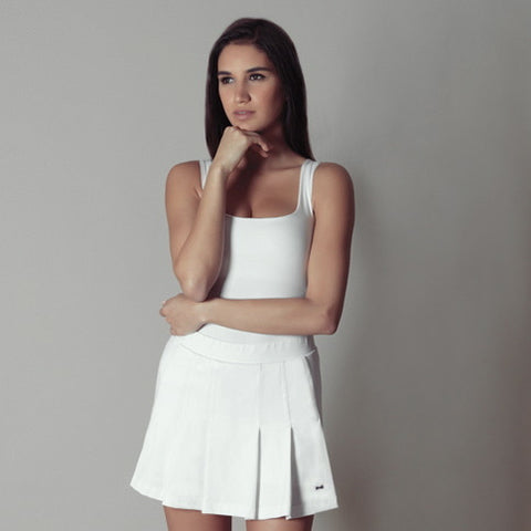 Favorite Pleated Tennis Skort