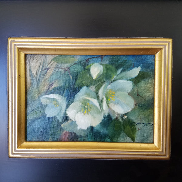 Mock Orange by William Suys
