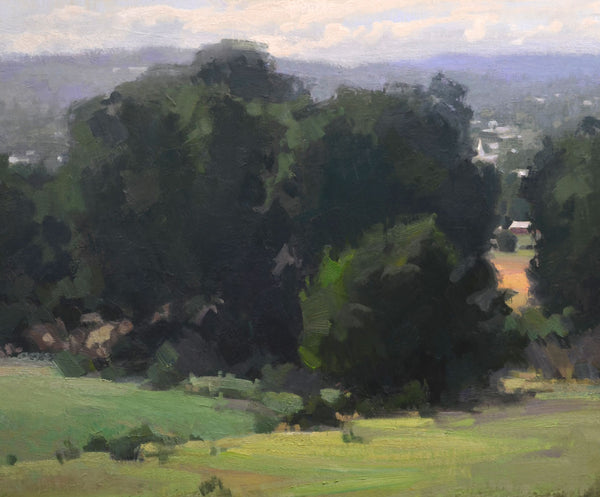 """Mountain Country"" by John Lasater"