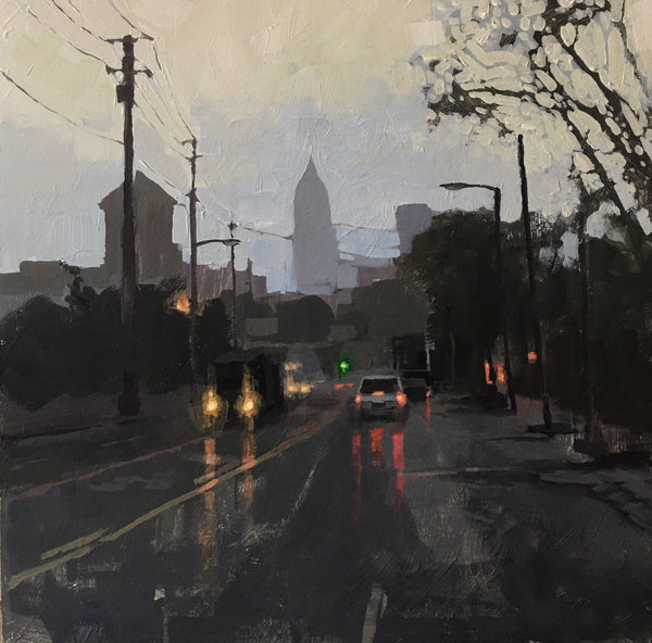 """Atlanta Rains"" by Jason Sacran"