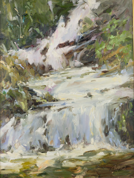 """Rushing Water"" by Stephanie Amato"