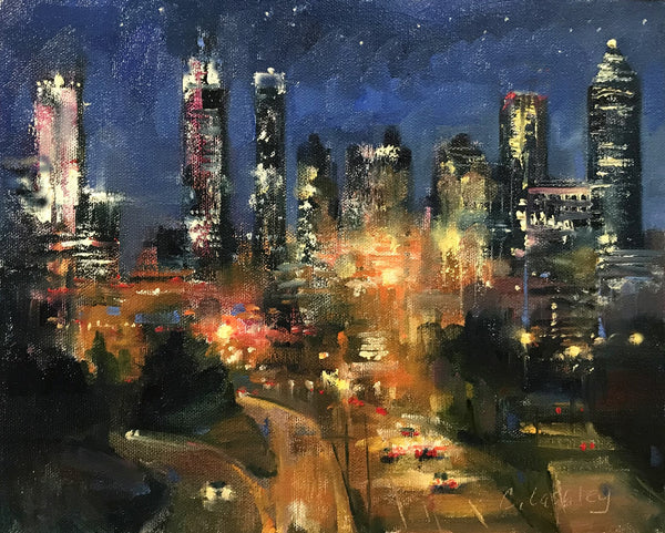 """Atlanta Starlight"" by Christine Lashley"