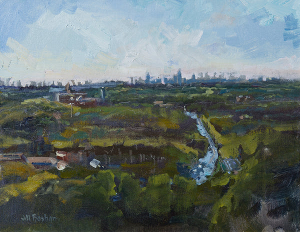 """View From Vinings"" by Jill Basham"