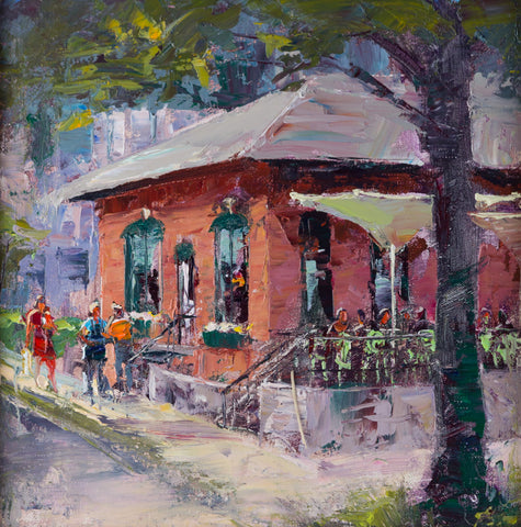 """Inman Park Brasserie"" by Michele Byrne"
