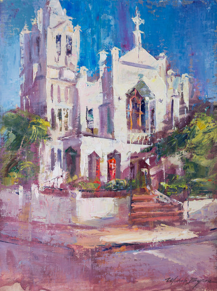 """St. Pauls on Duval"" by Michele Byrne"