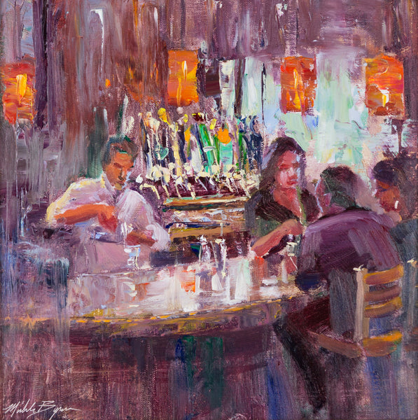 """Tenders of the Bar"" by Michele Byrne"