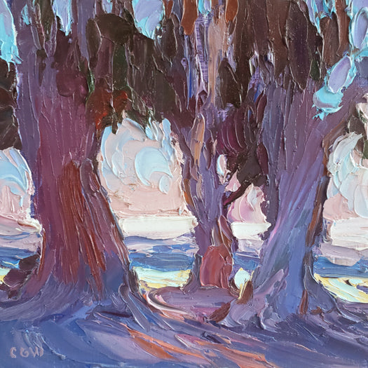 """Among the Grove"" by Carole Gray-Weihman"
