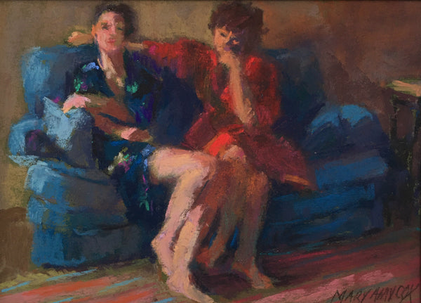 """Morning Before Coffee"" by Mary Ann Cox"