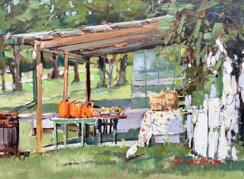 """Bobby Burn's Roadside Stand"" by Kathie Odom"