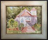 """Church in Shady Dale"" by Kathy Rennell Forbes"