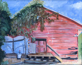 """Beside The Feed Store"" by Lamar Gilstrap"