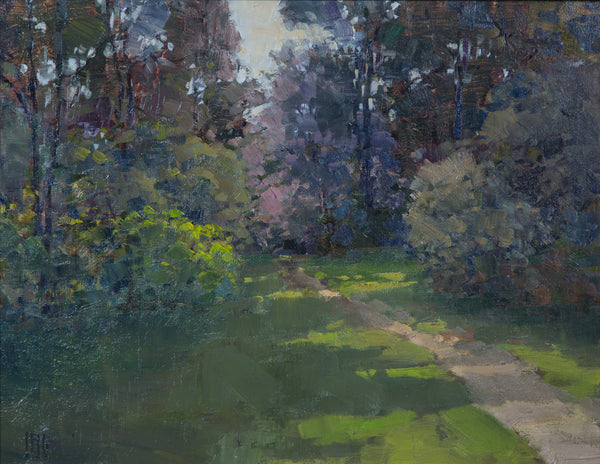 """Forest Trail"" by John Guernsey"
